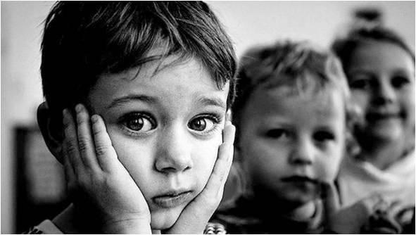 Дети без родителей