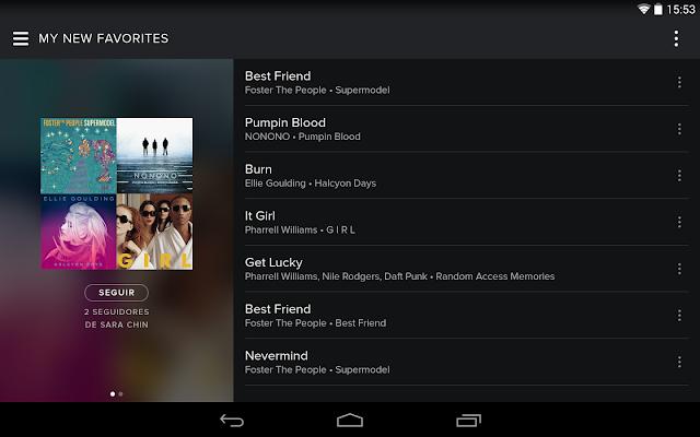 Spotify Music v3.4.0.726 Apk [Mega Mod]