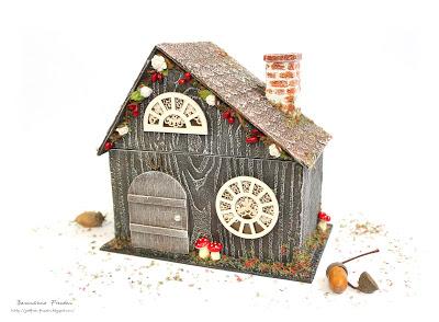 МК Чудо-чайный домик