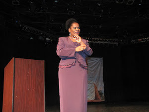 Betty Makoni at Women`s University