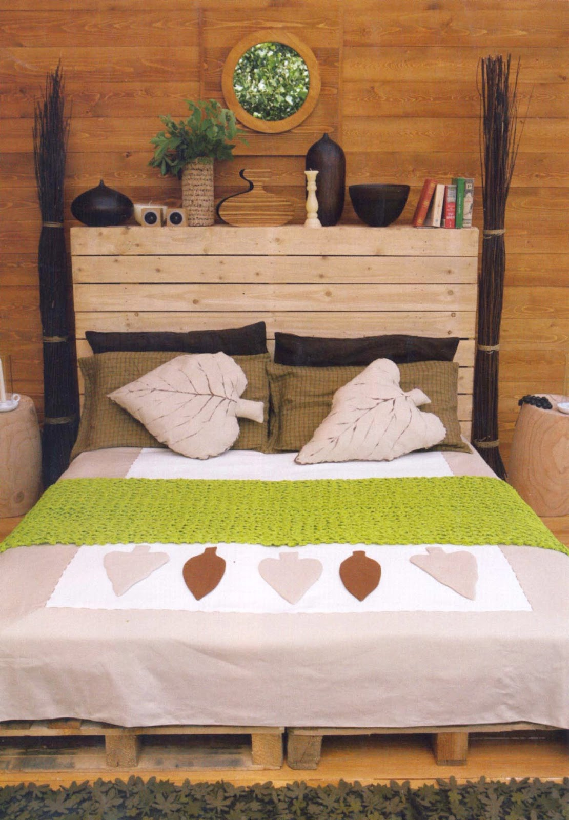 Cabeceira de cama