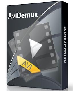 Download AviDemux 2.6.7.9017 video editor free Sofrware Portable