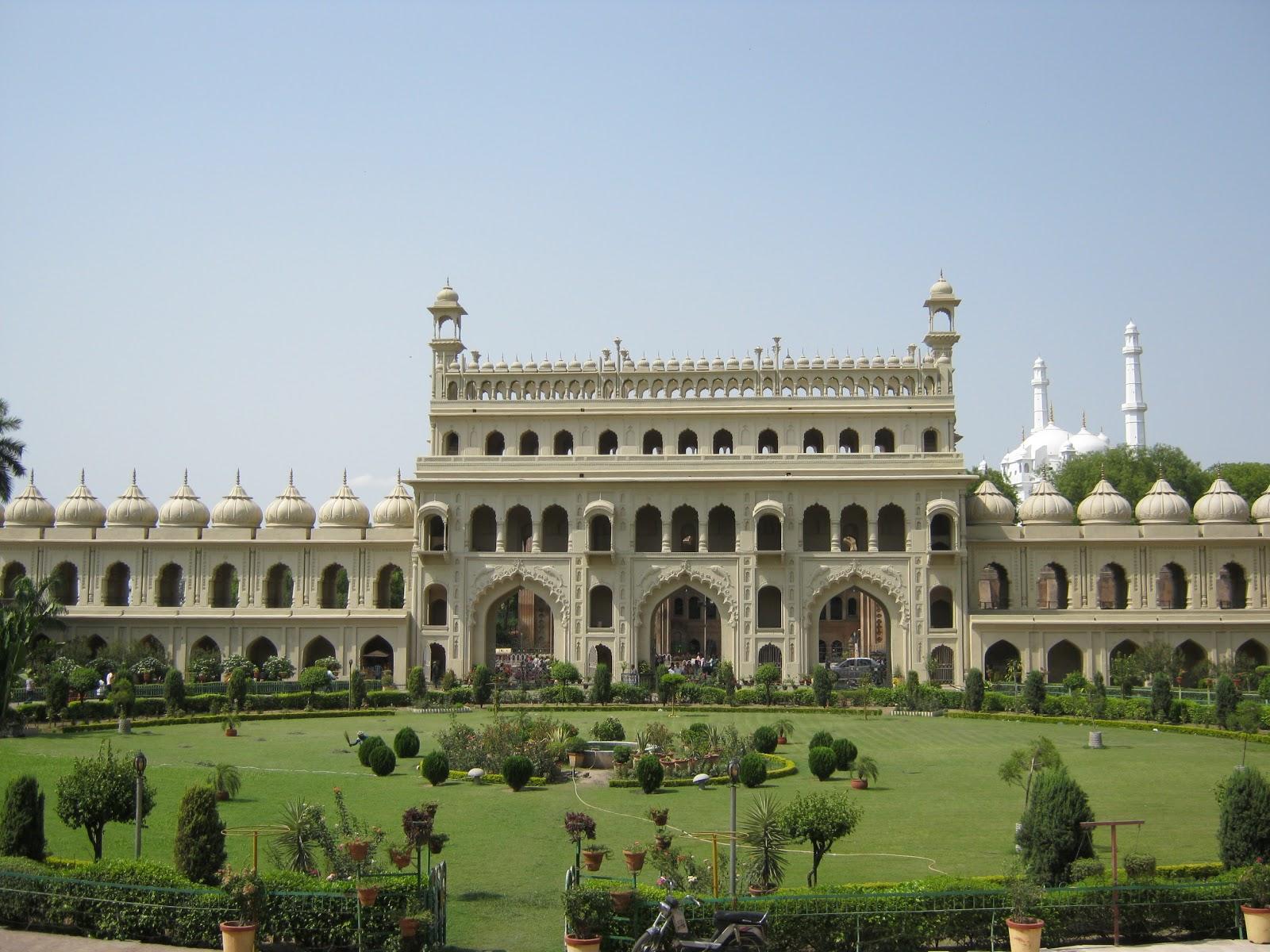 The Wolf Mermaid Book Express Travel Reads The Bara Imambara At Lucknow