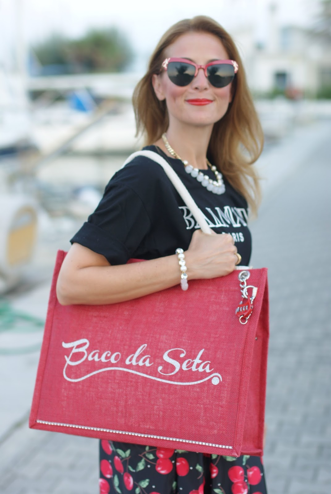 Baco da Seta Ideas anti-theft bag on Fashion and Cookies fashion blog