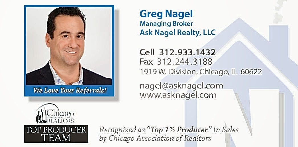 Ask Nagel business card.