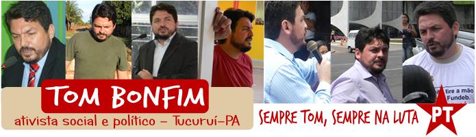 Tom Bonfim - PT
