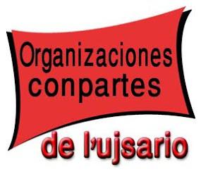 Organizaciones conpartes de l'ujsario
