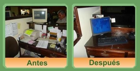 Teconecto com orden y limpieza en el trabajo - Orden y limpieza en el hogar ...