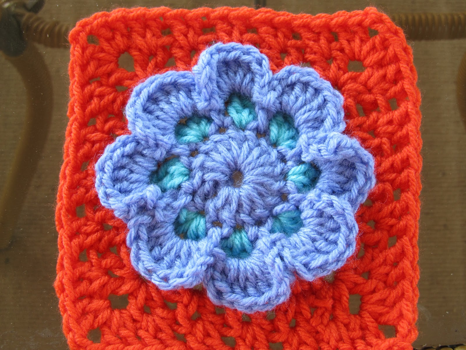 SmoothFox Crochet and Knit: Free SmoothFox\'s - Viola\'s Garden Party