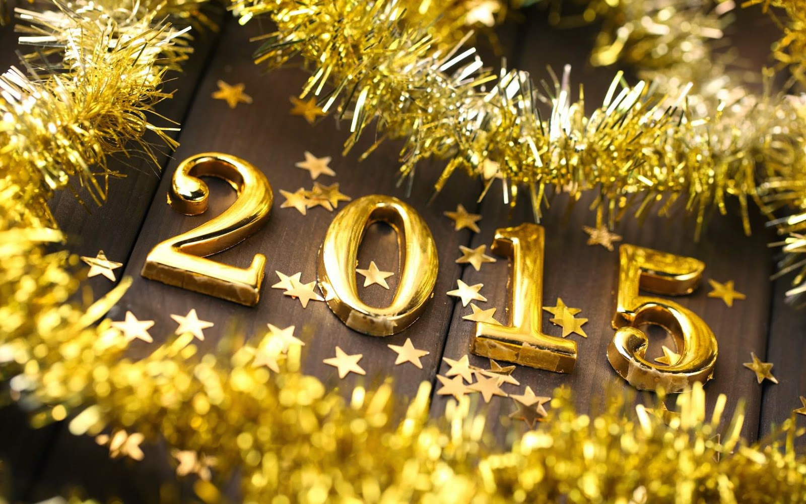 HD New Year 2015 Wallpapers