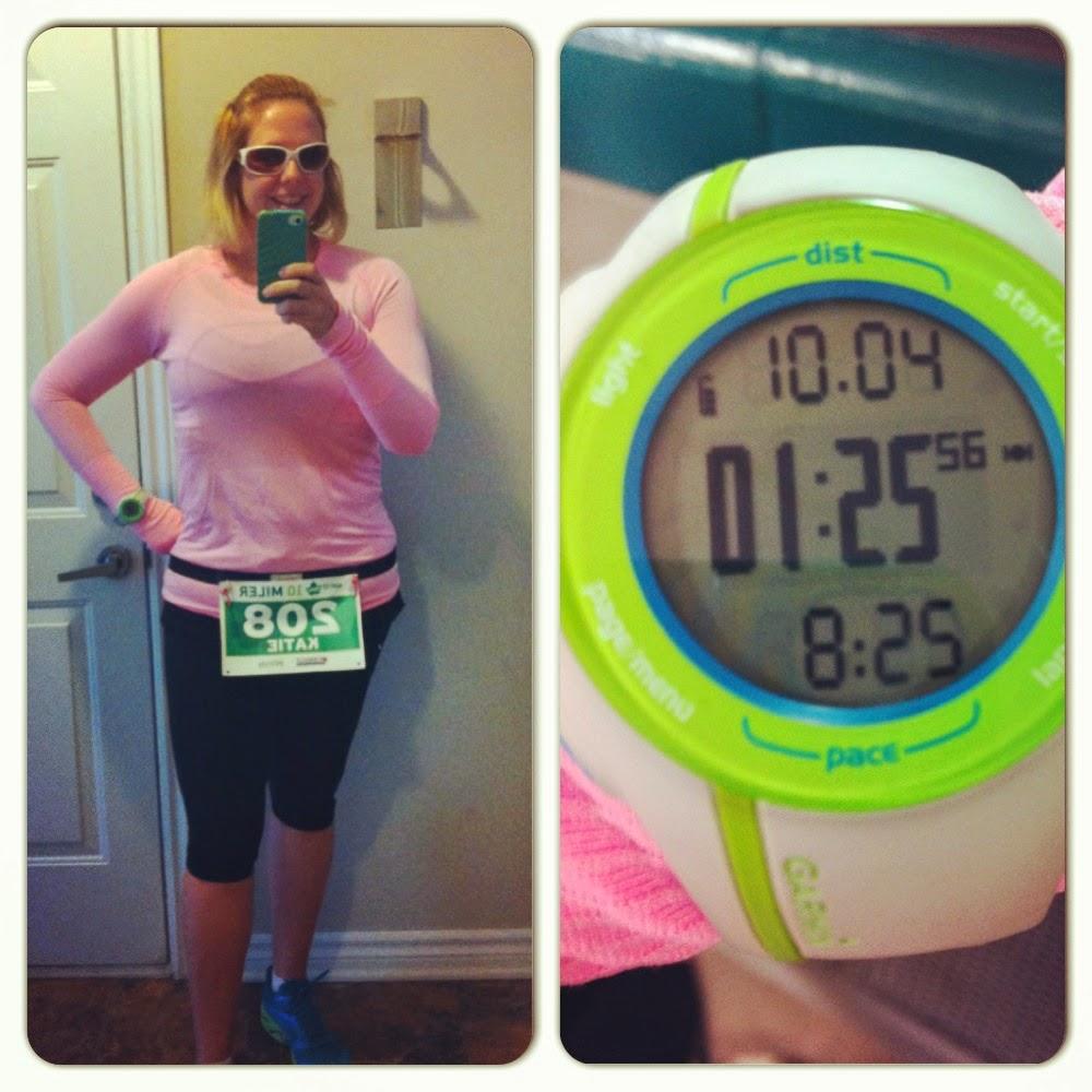 Manotick 10 miler 2014 (1:25:57)