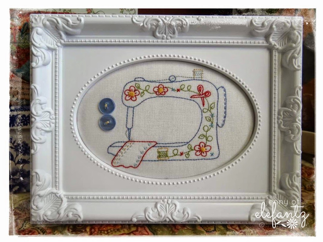 Jenny of ELEFANTZ: Choosing the right frame to display your ...