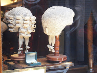 History of the Barristers' Wig