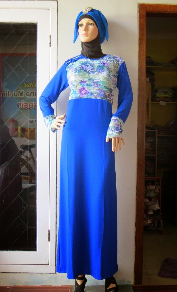 Gamis Jersey Rempel Dada GKM4631