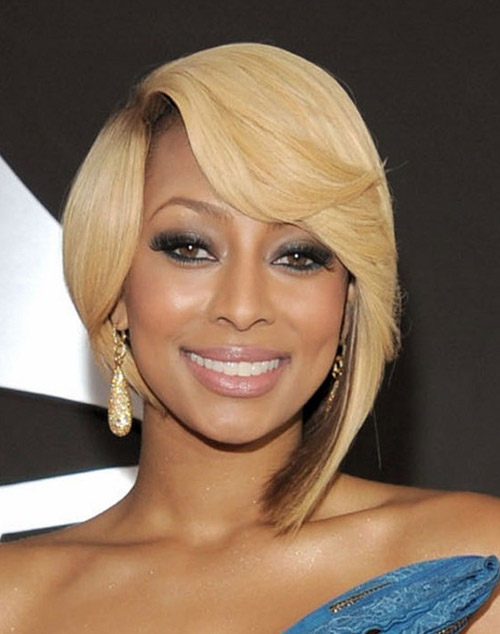 Keri Hilson Short Haircuts 2