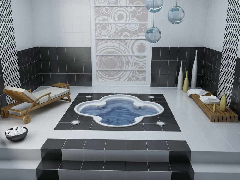 fashion,collections2014,trends2015: modern bathroom models ...