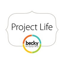 Click Here For Recent Project Life Posts!