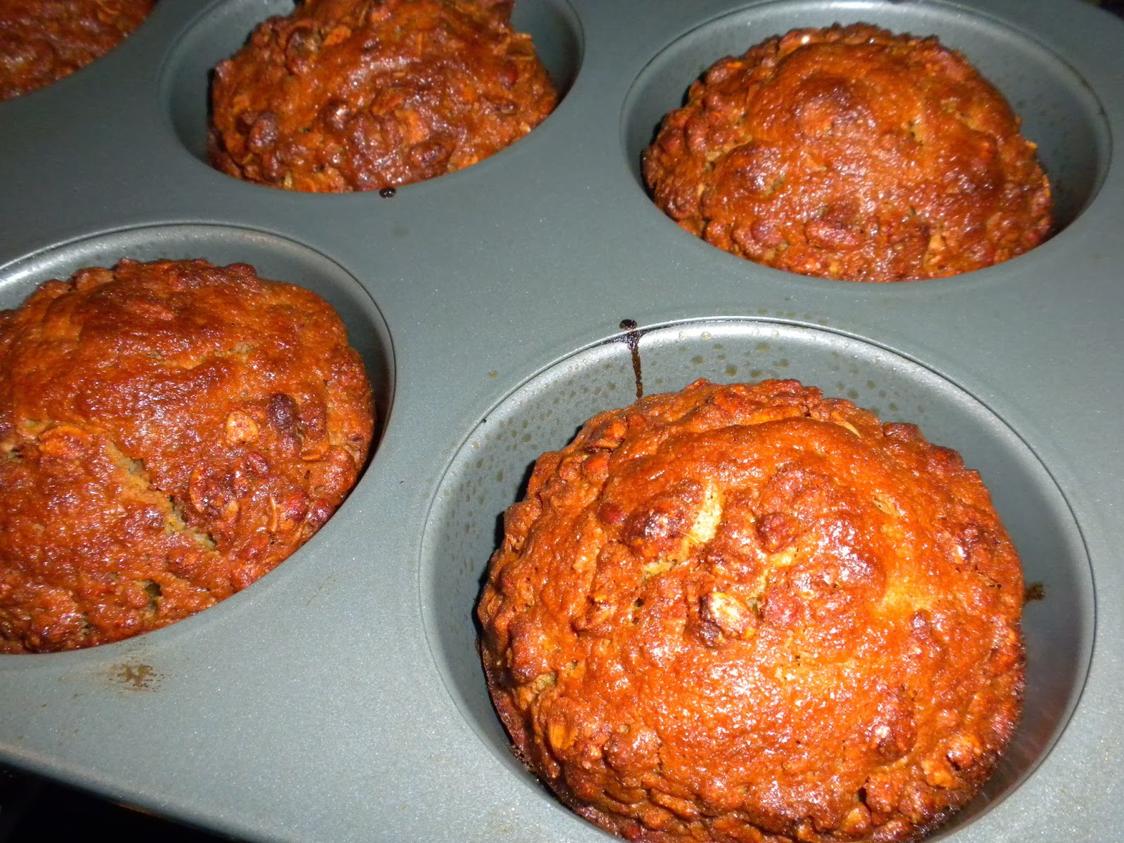 Fiber One® Protein Cereal Muffins