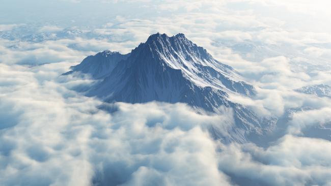 Muntele Olimp din mitologia greacă