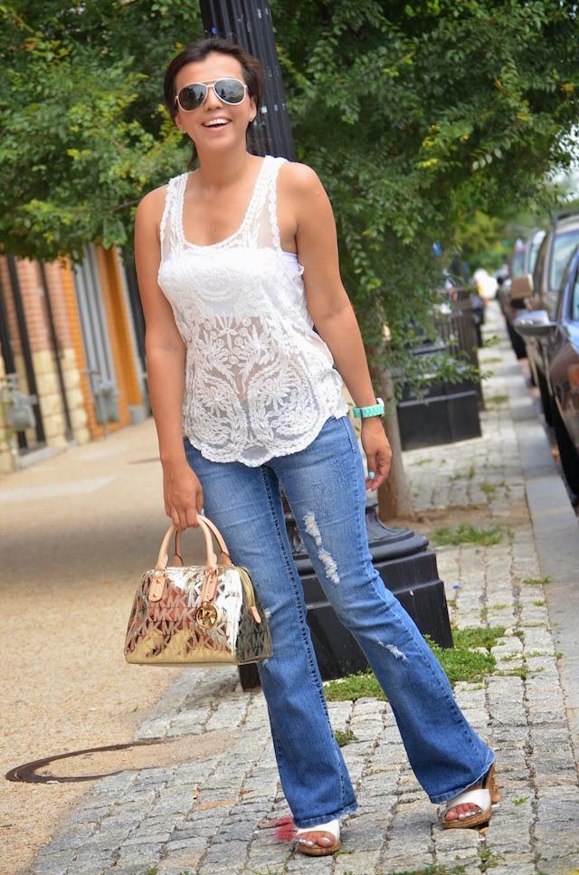OUTFIT DE DOMINGO - look de verano - www.mariestilo.com- mariestilo- summer style