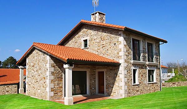 Post nocturno mi casa ideal - Casas de piedra galicia ...
