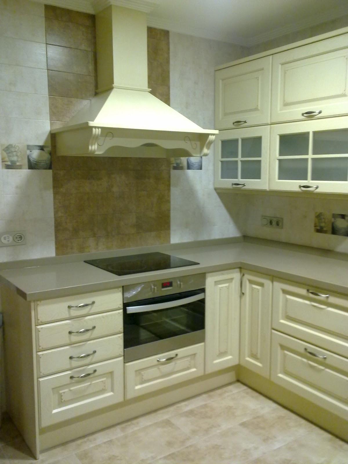 Bamb muebles y cocinas cocina colonial - Ver cocinas montadas ...