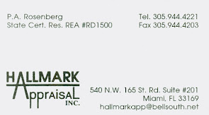 Priam A. Rosenberg, Hallmark Appraisal Inc