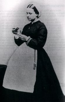 The Uniforms Of Civil War Nurses Civil War Rx
