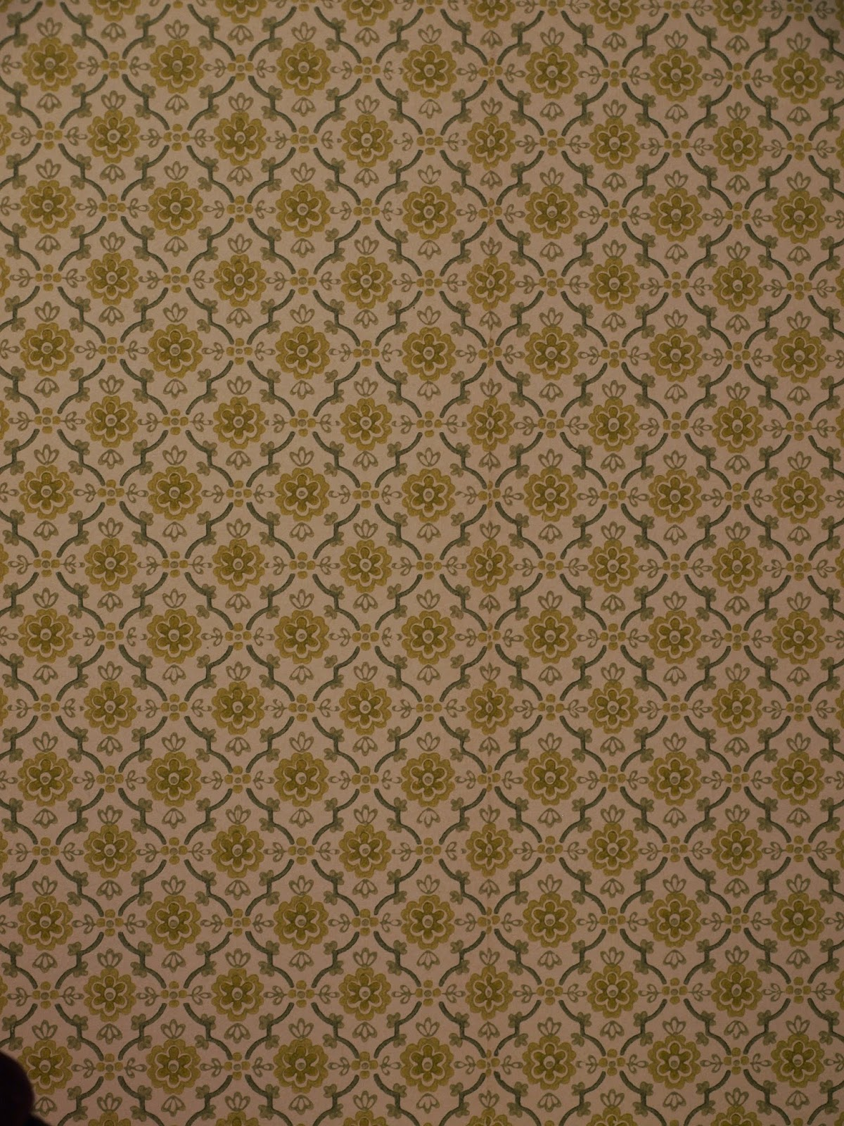 Pihlgren Ritola wallpaper tapetti green vihreä