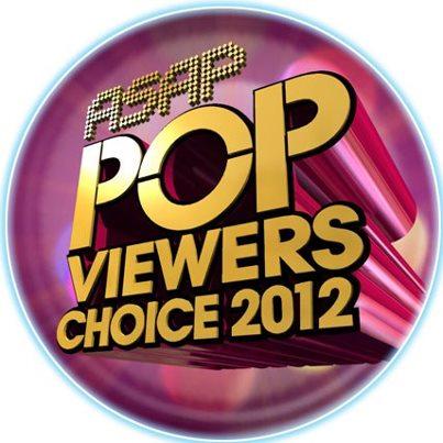 asap pop viewers choice 2012