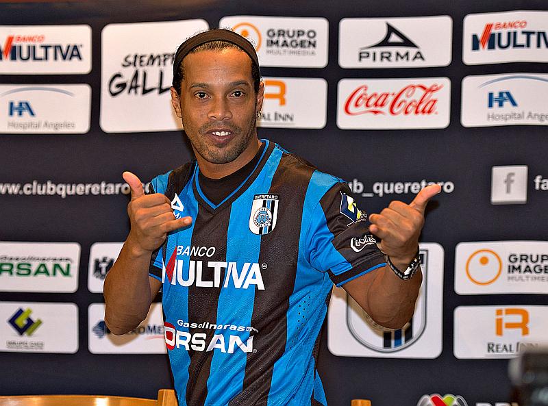 El refuerzo de lujo para el Querétaro no pudo debutar en el duelo contra Puebla.