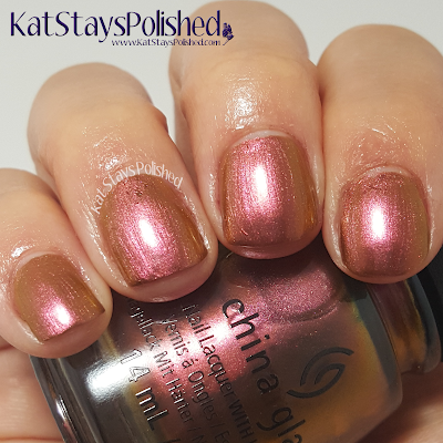China Glaze - The Great Outdoors - Cabin Fever | Kat Stays Polished