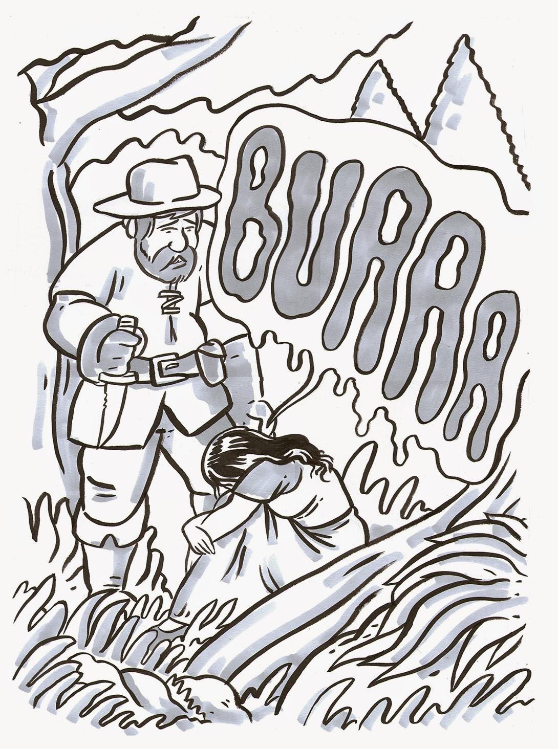 TABAO COMIX - EL BLOG DE PABLO GUAYMASI: ILUSTRACIONES DE \