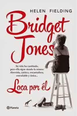 Bridget Jones Loca por él portada