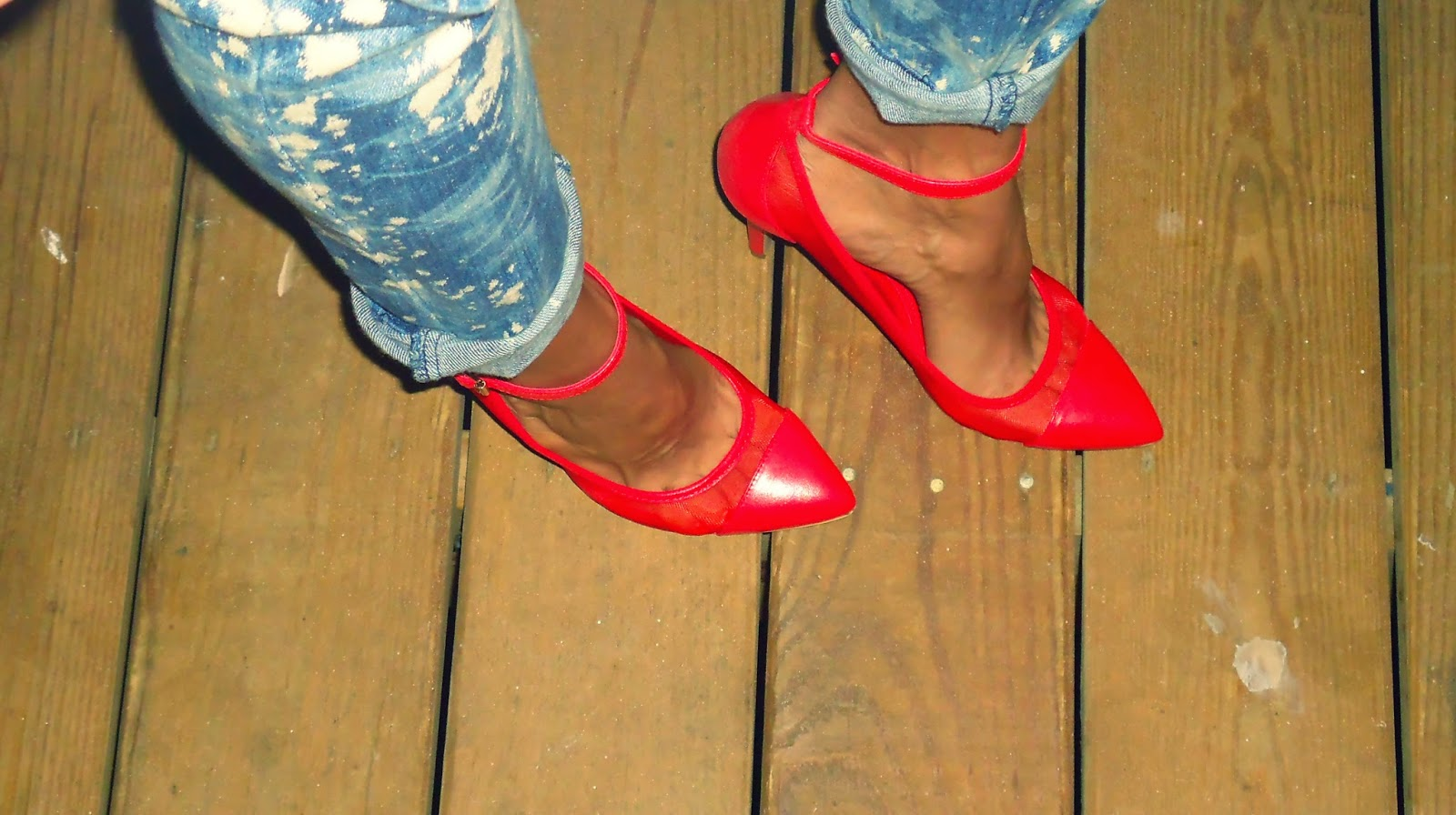 BCBG Generation; Red Heels