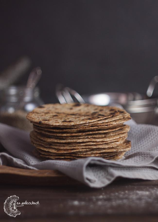 placki chapati