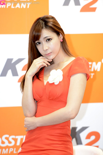 4 Jo Se Hee at SIDEX 2012-very cute asian girl-girlcute4u.blogspot.com