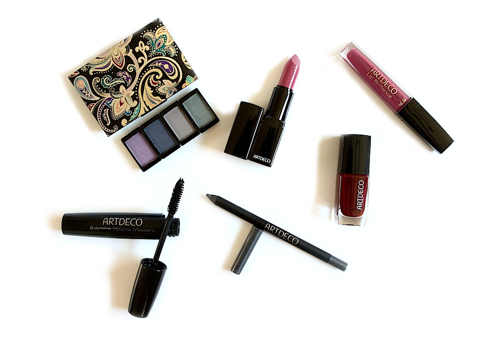 artdeco collection majestic beauty maquillage automne 2014