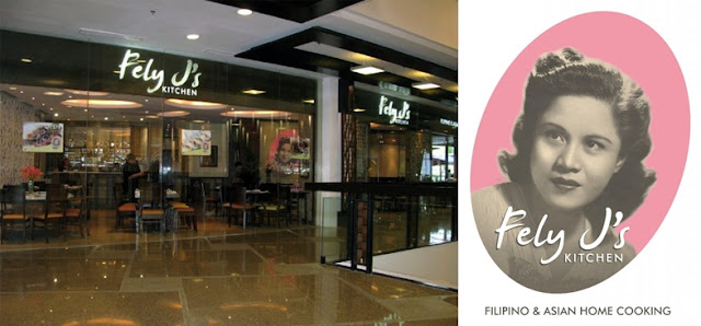 Fely J'sKitchen in Greenbelt: Filipino and Asian Home Cooking