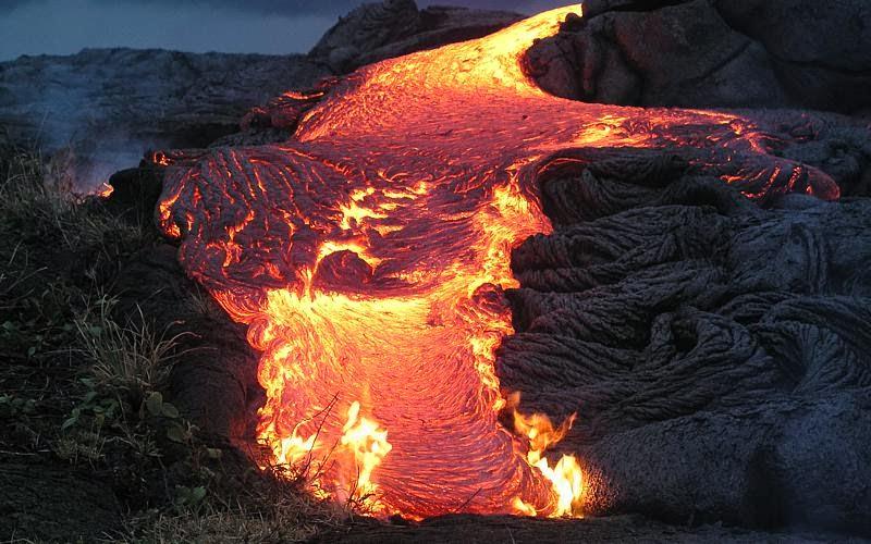Appuntando chimica e biologia ottobre 2013 for Temperatura lava