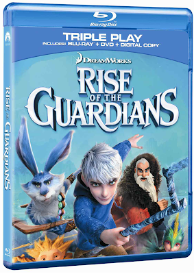 Rise of the Guardians (2012) BluRay