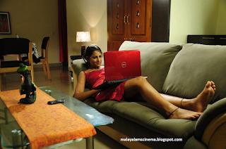 Subiksha in 'Olipporu' movie