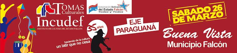 Toma Cultural Eje Paraguaná