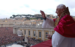 Pope Benedict XVI resignation: Full text from the Vatican: