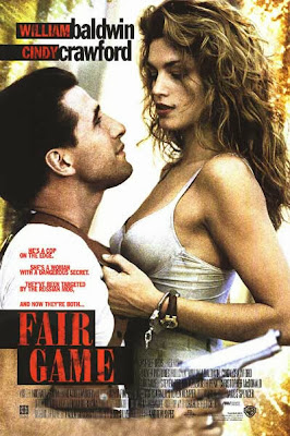 Poster Of Fair Game (1995) Full Movie Hindi Dubbed Free Download Watch Online At worldfree4u.com