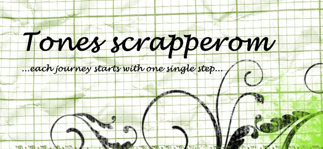 Tones scrapperom