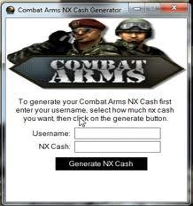 avoir des nx gratuit combat arms