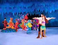 Disney on Ice en Sevilla del 15 al 18 de marzo de 2012 en el pabellón de San Pablo