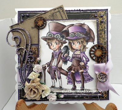 steampunk-character stamp-visible image