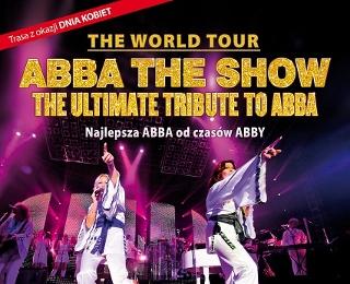 Wygraj zaproszenie na ABBA THE SHOW